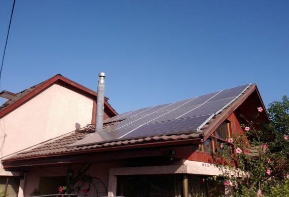Bruno Cortes – La Florida. #SolarHOME- On grid