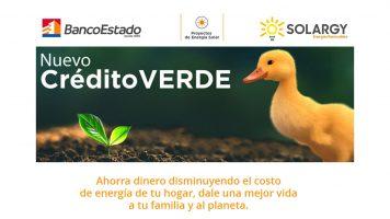 Credito Verde Banco Estado
